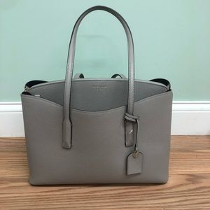 Kate Spade Margaux Tote: Taupe (PM1460)